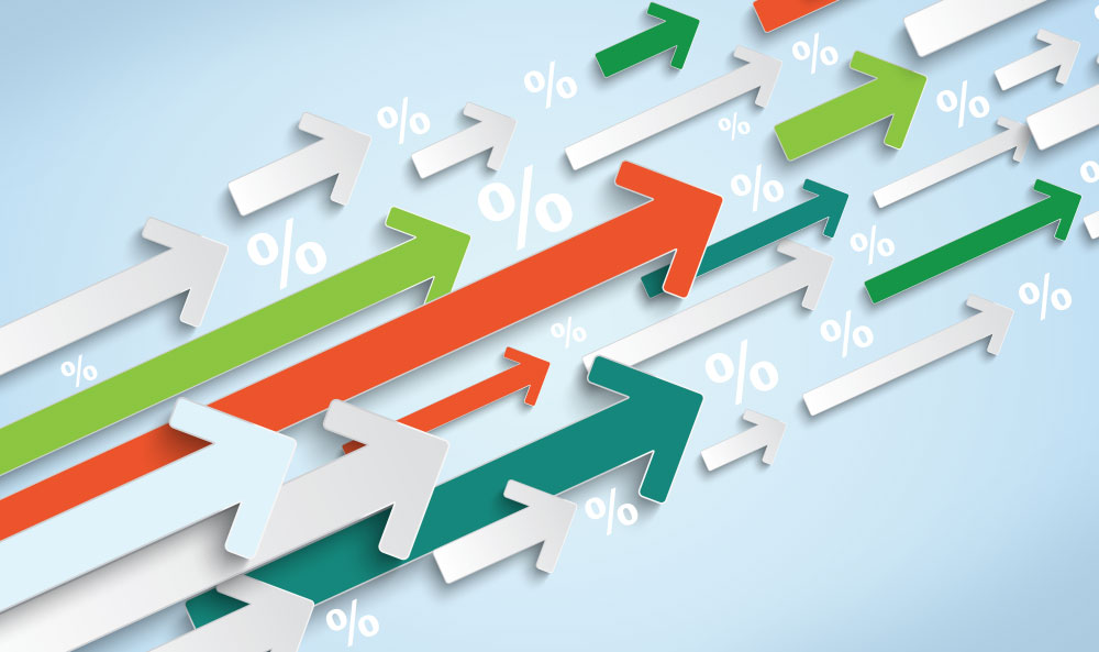 rising-interest-rate-arrows